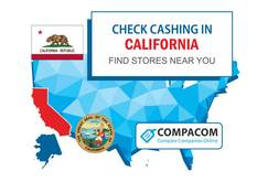 Compare rates and fees of Check Cashing Сompanies in California and find locations near you.