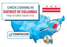 Compare rates and fees of Check Cashing Сompanies in District of Columbia and find locations near you.